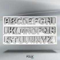 Espositore Lettere 12 cm -...